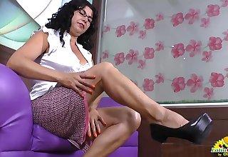 LatinChili Busty Adult Lady Solo Compilation