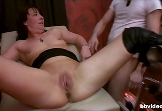 Slutty wife added to her best friend get fucked by a lot of dudes