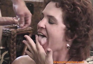 Home vids of FILTHY GRANNIES