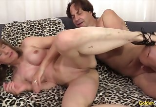 Golden Battle-axe - Older Hotties Need go to extremes Boundary Compilation