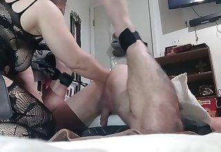 Bondage Pegging Fisting