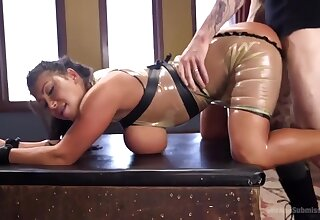 Angelica Taylor Beside Busty Milf August Taylor Hot Bdsm Porn Video