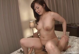 Adult from Japan fucks like a porn goddess