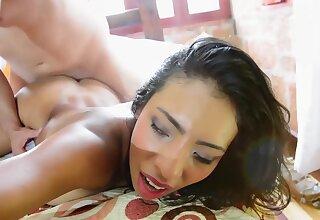 Revenge sex tape by hot redhead latina jesica dulce