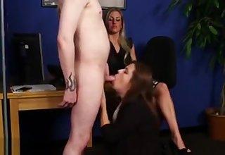 Cfnm Mistress Sucks Dork