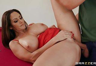 Big ass mature goddess, first-rate sex in rough XXX scenes