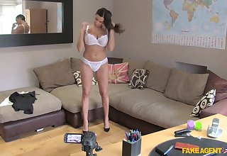 Certitude assuredly porn pick with busty brunette untrained Sensual Jane