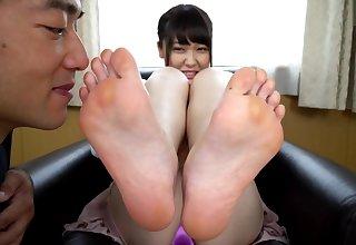 DOKS-461 女の臭い足舐め