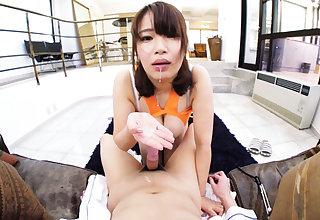 Itano Hiyori in Japanese Nurse Show Her Love to You - JVRPorn